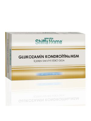 GLUCOSAMİNE CHONDROİTİNE MSM TABLET