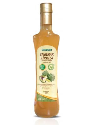 AKSUVİTAL ENGİNAR SİRKESİ 500ML.